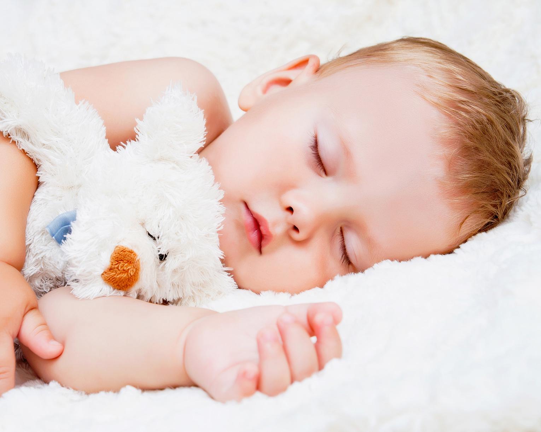 Как сделать крепче сон младенца